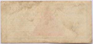 Uniwersalny Bon Obozowy, Kriegsgefangenen- Lagergeld, 1 marka