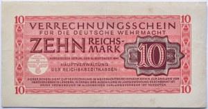Niemcy, Wermacht, bony 10 marek 1944, wysoki nominał