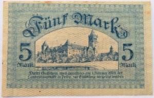 Posen, Poznań, 5 marek 1918, bez serii, piękne