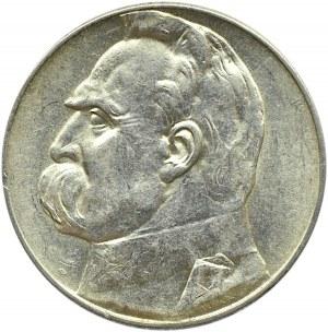 Polska, II RP, Józef Piłsudski, 5 złotych 1935, Warszawa