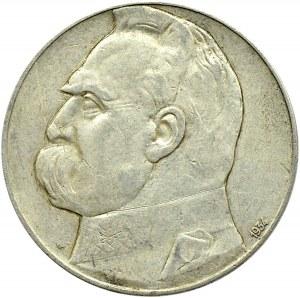 Polska, II RP, Józef Piłsudski 10 złotych 1934 strzelecki, Warszawa