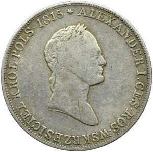 Mikołaj I, 5 złotych 1829 F H, Warszawa