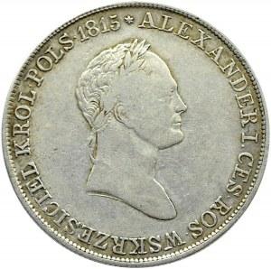Mikołaj I, 5 złotych 1832 K.G., Warszawa,