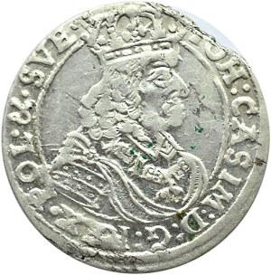 Jan II Kazimierz, szóstak 1661 TT, Bydgoszcz, ...SVE..