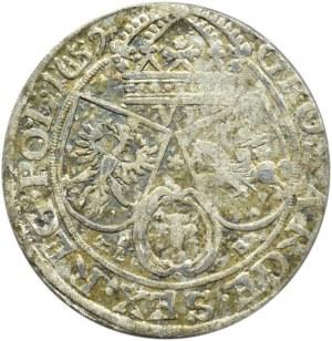 Jan II Kazimierz, szóstak 1659, Bydgoszcz, rzadki