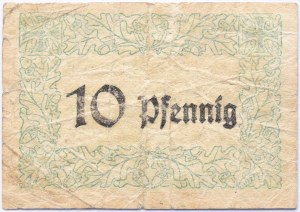 Schubin, Szubin, 10 pfennig 1918