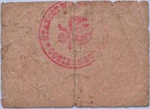 Powiat Złotowski, Sępólno, 50 fenigów 1920