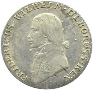 Niemcy, Prusy, Fryderyk, 4 grosze 1804 A, Berlin
