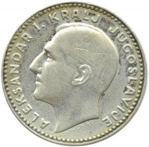 Jugosławia, Piotr II, 20 dinarów 1931, Belgrad