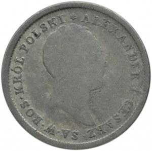 Aleksander I, 2 złote 1823 I.B., Warszawa