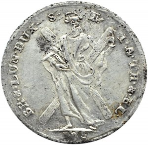 Niemcy, Braunschweig-Lüneburg, 1/6 talara 1772, Brunszwik
