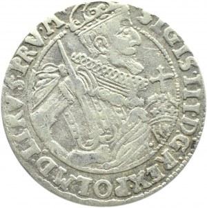 Zygmunt III Waza, ort 1623, Bydgoszcz, duża