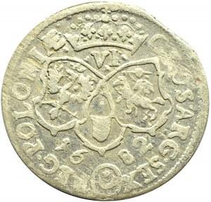 Jan III Sobieski, szóstak 1682, Bydgoszcz, duża