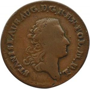 Stanisław A. Poniatowski, trojak 1767 G, Kraków