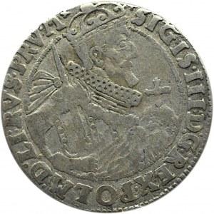 Zygmunt III Waza, ort 1624, Bydgoszcz, ....PRU.M+
