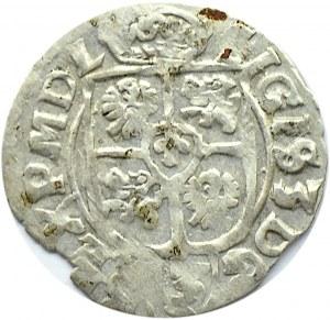 Zygmunt III Waza, półtorak 1614, Bydgoszcz, rzadki