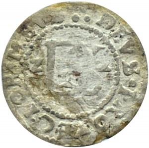 Pomorze, Pomorze Zachodnie, Darłowo, Ulryk, podwójny szeląg 1622