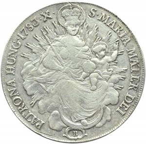 Austria, Józef II, talar 1783 B, Kremnica