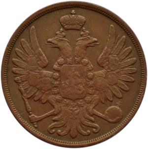 Aleksander II, 2 kopiejki 1855 B.M., Warszawa