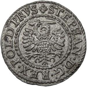 Stefan Batory, szeląg 1582, Gdańsk