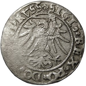 Zygmunt I Stary, grosz 1535, Elbląg, (R6)