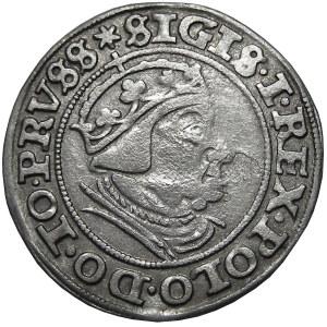 Zygmunt I Stary, grosz 1540, Gdańsk