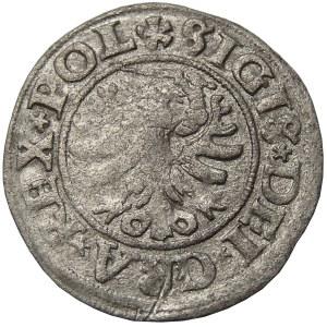 Zygmunt I Stary, szeląg 1530, Gdańsk