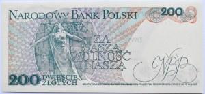 Polska, PRL, 200 złotych 1976, seria H, Warszawa, UNC