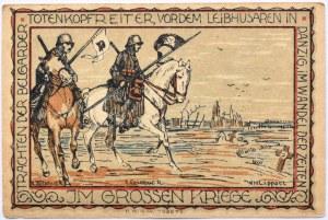 Belgard, Białogard, notgeld (2 marki) 1920, UNC