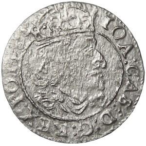 Jan II Kazimierz, grosz 1652, Wilno, R2