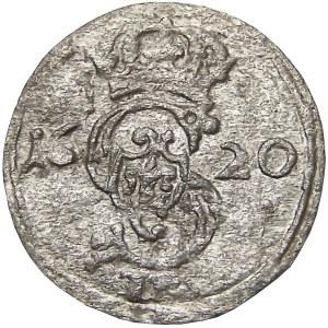 Zygmunt III Waza, dwudenar 1620, Wilno