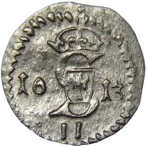 Zygmunt III Waza, dwudenar 1613, Wilno
