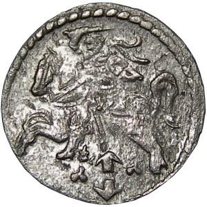 Zygmunt III Waza, dwudenar 1600 (omyłkowa data), Wilno, R5, bardzo rzadkie