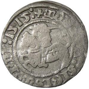 Zygmunt I Stary, półgrosz 1515, Wilno