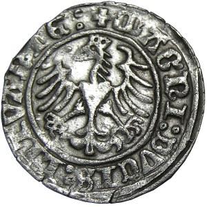 Zygmunt I Stary, półgrosz 1509, Wilno