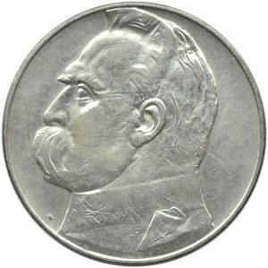 Polska, II RP, Józef Piłsudski, 10 złotych 1935, Warszawa