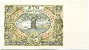 Polska, II RP, 100 złotych 1932, seria AU, Warszawa