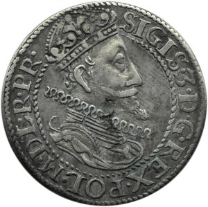 Zygmunt III Waza, ort 1613, Gdańsk, (R2)