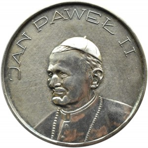 Polska, Jan Paweł II, srebrny medal 600 lat na Jasnej Górze