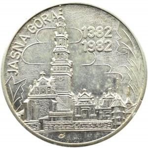 Polska, Jan Paweł II, srebrny medal Jasna Góra 1382-1982