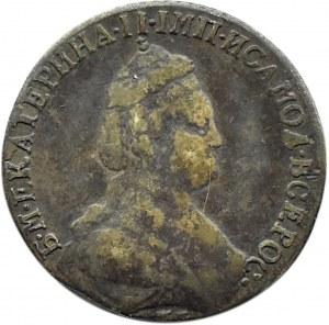 Rosja, Katarzyna II, 15 kopiejek 1785, Petersburg