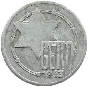 Getto Łódź, 10 marek 1943, aluminium