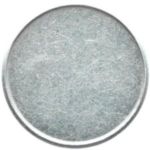 Czysty krążek na monetę, blank, średnica 20 mm, aluminium