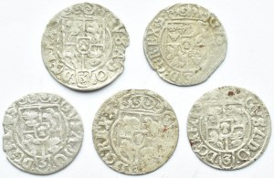 Okupacja szwedzka, Gustaw II Adolf, lot półtoraków 1630-1633, Elbląg, każdy inny