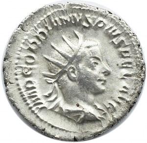 Cesarstwo Rzymskie, Gordian III (238-244), antoninian, Rzym, RIC 144