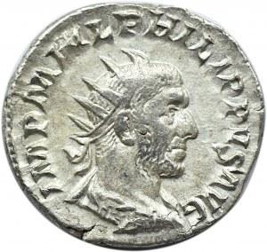 Cesarstwo Rzymskie, Filip I Arab (244-249), antoninian 244-247, RIC 27b