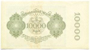 Niemcy, Republika Weimarska, 100000 marek 1922, seria P
