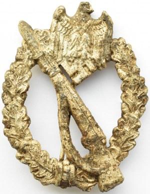 Niemcy, III Rzesza, Odznaka Szturmowa Piechoty, prod. H. Aurich