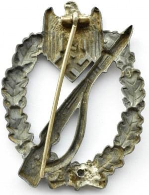 Niemcy, III Rzesza, Odznaka Szturmowa Piechoty, prod. Ernest Muller