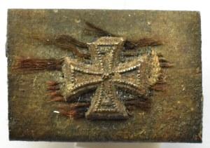 Niemcy (1914-1918), Baretka krzyż żelazny 1914, EK1 1914